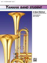 Yamaha Band Student Book 3 Alfred Publishing Trumpet Cornet Oboe