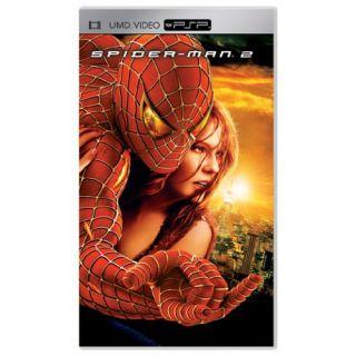 spider man 2 2004 umd video for psp