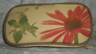 Eco Tool Small Makeup Bag Designed by Alicia Silverstone