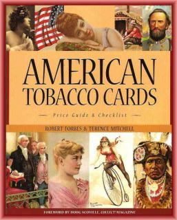 Book American Tobacco Cards Antique Price Guide Forbes