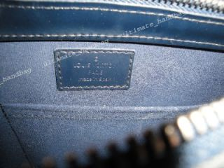 Auth Louis Vuitton Mat Allston Blue EXC Discontinued