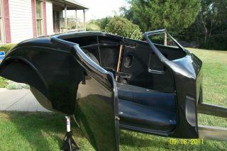 1933 Ford Rats Glass Alloway Speedstar Fiberglass Roadster Hot Rod