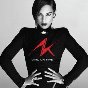 Alicia Keys CD Girl on Fire 2012 New Unopened