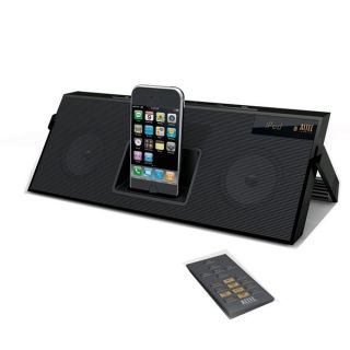 Altec Lansing iMT620 Portable Speakers FM Radio for iPhone iPod