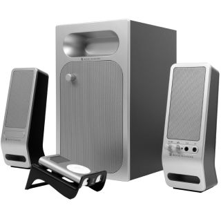 altec lansing pc multimedia computer speaker system