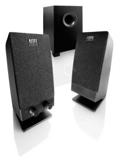 Altec Lansing BXR1321 Stereo Speaker System with Subwoofer