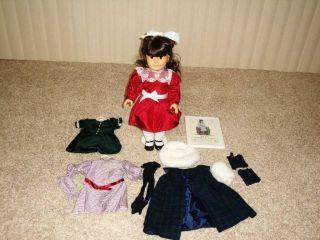 American Girl Doll Samantha Pleasant Company Used Retired