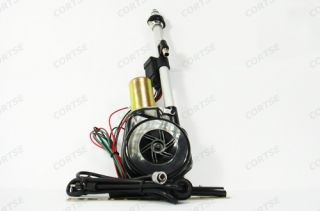 Electric Power Antenna AM FM Radio Mast Replacement kit Universal