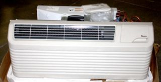 Amana PTAC Packaged Terminal Air Conditioner with Heat PTH154E25AXXX