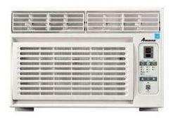 AMANA 12,000 BTU WINDOW AIR CONDITIONER 4 WAY AIR DISCHARGE & PURIFIER