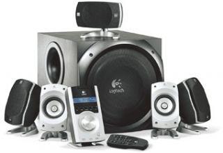 Computer Speakers Digital Surround Sound System 505W Z 5500