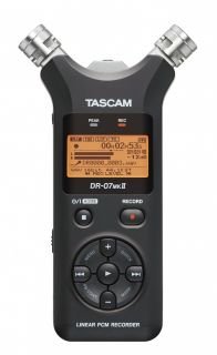Tascam Dr 07 MKII Professional Portable Recorder New