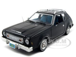 1974 AMC Gremlin Black 1 24 Diecast Model Car Motormax