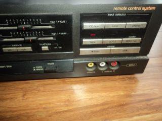 Technics Quartz Synthesizer Am FM Stereo Receiver SA 937