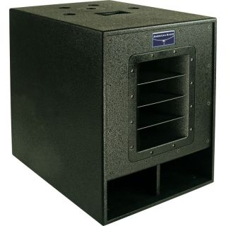 American Audio PXW15P Pro DJ Powered 15 500W Subwoofer