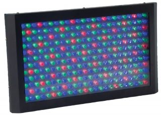 american dj mega panel led club stage wash led light