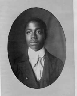 1800s photo African American man head and shoulde