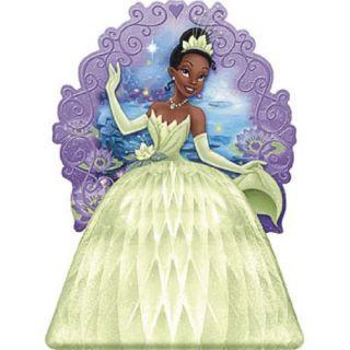 Princess Party Centerpiece African American Tiana
