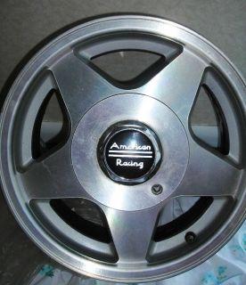 American Racing Mag Wheels