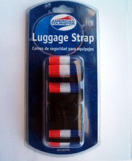 American Tourister Suitcase Baggage Luggage Strap Rwblu