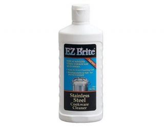 EZ Brite Stainless Steel Chrome Cleaner Polish 7z Gel