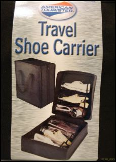 American Tourister Shoe Carrier Travel Shoe Carrier Organizer New
