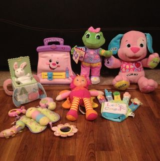 of Baby Girls Developmental Activity Toys Fisher Price Amy COE