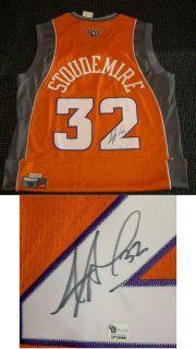 Amare Stoudemire Autograph Signed Suns Jersey GAI 32