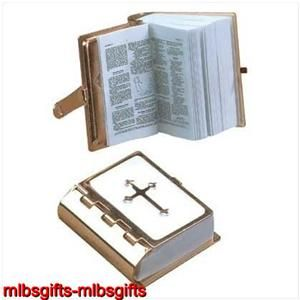 12 Mini Holy Bibles Complete New Testament Gospels