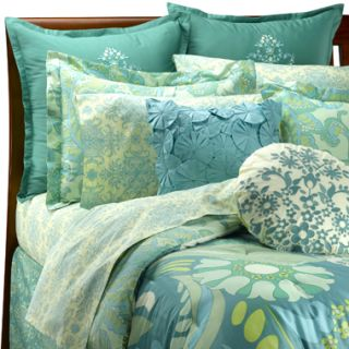 Amy Butler Dancing Garden Full Queen Bedding Organic Cotton Comforter