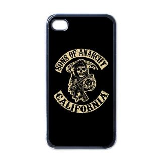 New SAMCRO Son of Anarchy California iPhone 4 Case