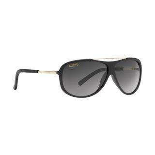 Anarchy Sunglasses Altercate Atreyu Matte Black Gold Smoke Grey Lens