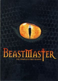 Beastmaster Complete First Season 1 Beast Master New