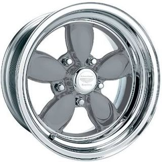 American Racing Classic 200S Gray Wheel 17x9 5 5x4 5