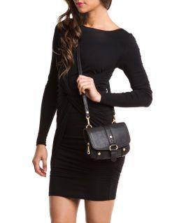 andrew marc undercover leather mini crossbody $ 350 00 $
