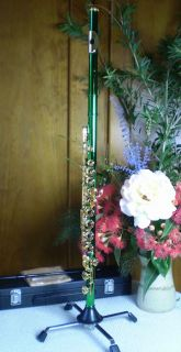 Flutes Silver Plated Blue Green Pink Red Purple Brand New with BONUSES