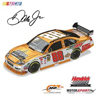Dale Earnhardt, Jr. No. 88 AMP Energy Juice Chevrolet Impala SS