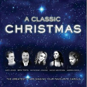 Christmas Andrea Bocelli Renee Fleming Katherine Jenkins 2CD