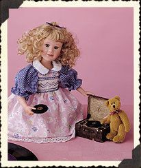 Boyds Yesterdays Child Doll Andrea L P Friends
