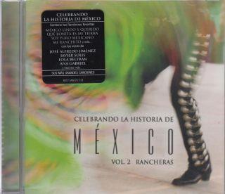 Javier Solis ANA Gabriel Lola Beltran CD New Rancheras V 2