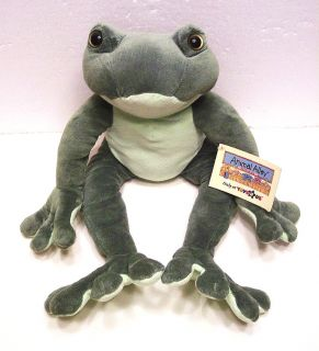 New Toy Plush Frog Stuffed Animal Alley 20 Floppy Toys R US Super