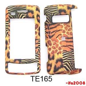 For LG VX11000 enV Touch Leopard Tiger Animal Case Skin