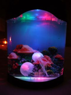 Discovery Kids Animated Jellyfish Lamp Nightlight