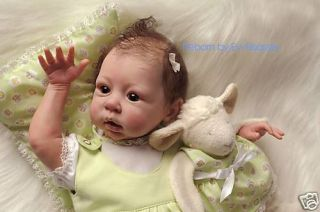 Reborn Doll Anna Maria Linde Scherer Vinyl Doll Kit
