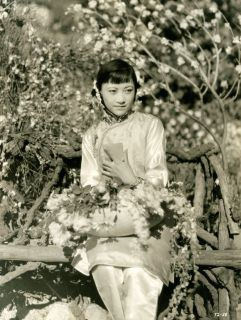 Anna May Wong Photo The Toll of The Sea 31