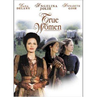 True Women DVD Angelina Jolie Annabeth Gish Delany