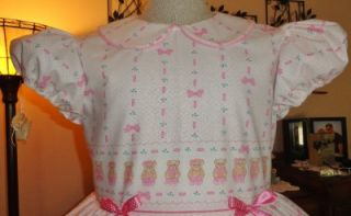 Adult Sissy Baby Dress  Teenie Teddies  by Annemarie