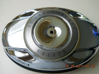 105th Anniversary 2008 Harley Davidson Roccker 96 Air Cleaner Box New