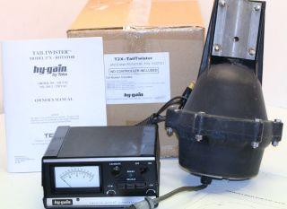 Gain T2X Tailtwister Ham Radio Antenna Rotor Rotator CDE IV 4 Amat