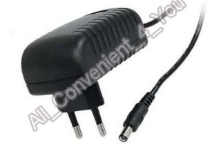EU DC 24V 1A Switching Power Supply Adapter 100 240V AC